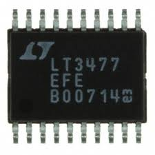 LT3477 step-up regulator,