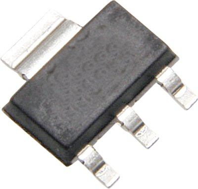 BSP137 P-channel MOSFET,